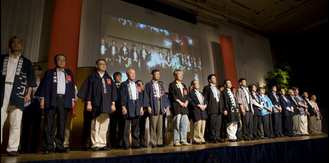 大吟醸を楽しむ会2011